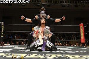 "DDT: Resultados ""Who´s Gonna Top?"" 24/09/2017 - Daisuke Sasaki es doble monarca 70"
