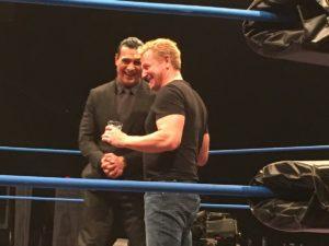 Motivo de la salida de Jeff Jarrett de Impact Wrestling 2