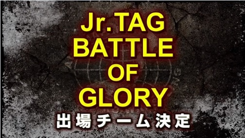 "AJPW: Participantes y Calendario de encuentros para el torneo ""Jr. Tag Battle of Glory 2017"" 9"
