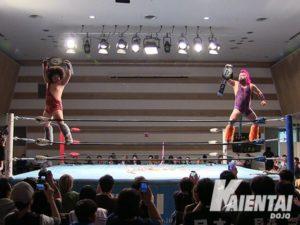 "K-Dojo: Resultados ""Kaientai Dojo 15th Anniversary Yokohama Convention"" - 23/09/2017 Nuevos monarcas en parejas 31"
