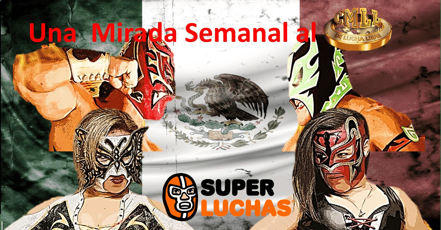 CMLL: Una mirada semanal al CMLL (Del 7 al 13 de septiembre de 2017) 96