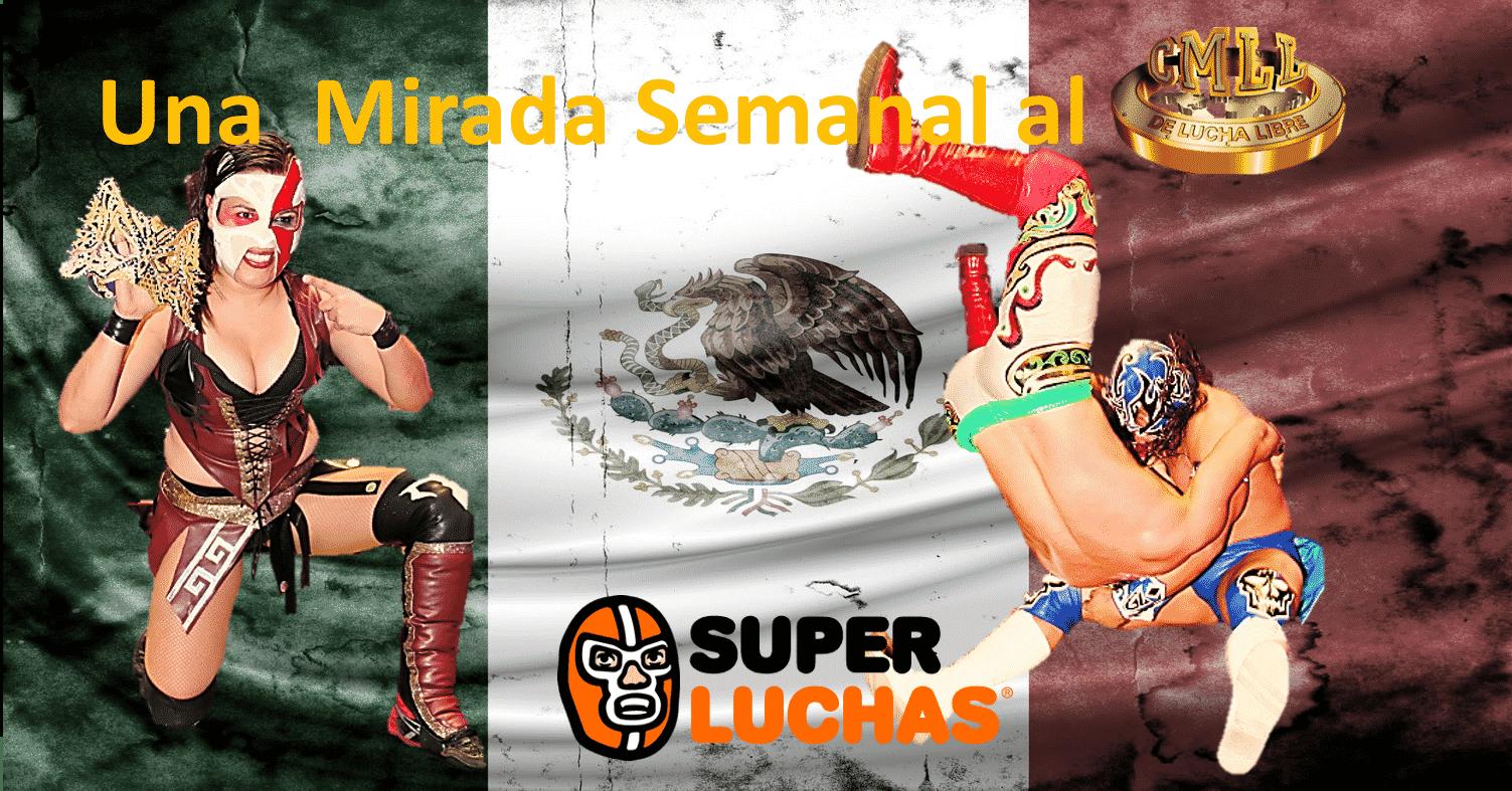 CMLL: Una mirada semanal al CMLL (Del 14 al 20 de septiembre de 2017) 34