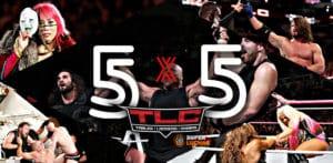 5x5: Lo mejor y lo peor de WWE TLC 2017 150