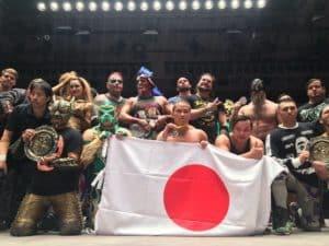 """AAA: Resultados """"Lucha Libre World Cup 2017"""" - Pagano y Psycho Clown son los vencedores 1"""