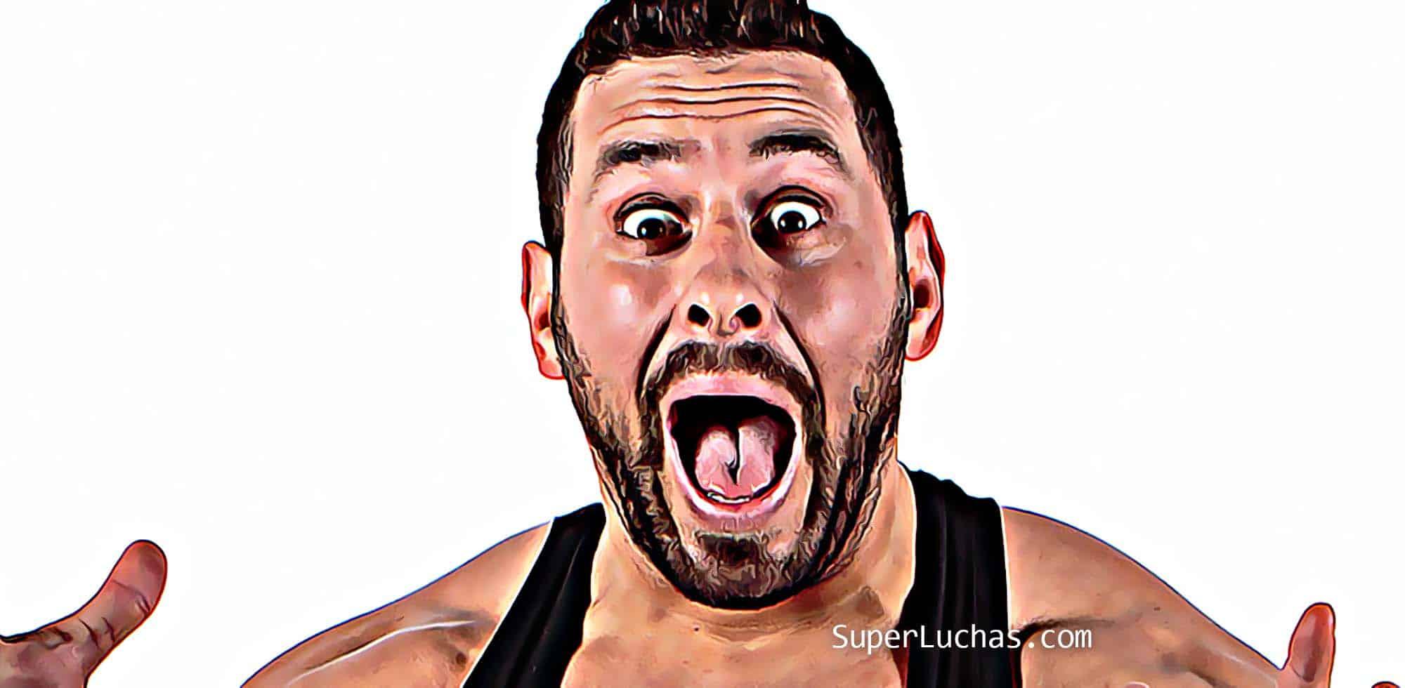 WWE rechazó a Colt Cabana
