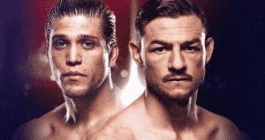 UFC Fight Night: Swanson vs. Ortega - Pesajes 7