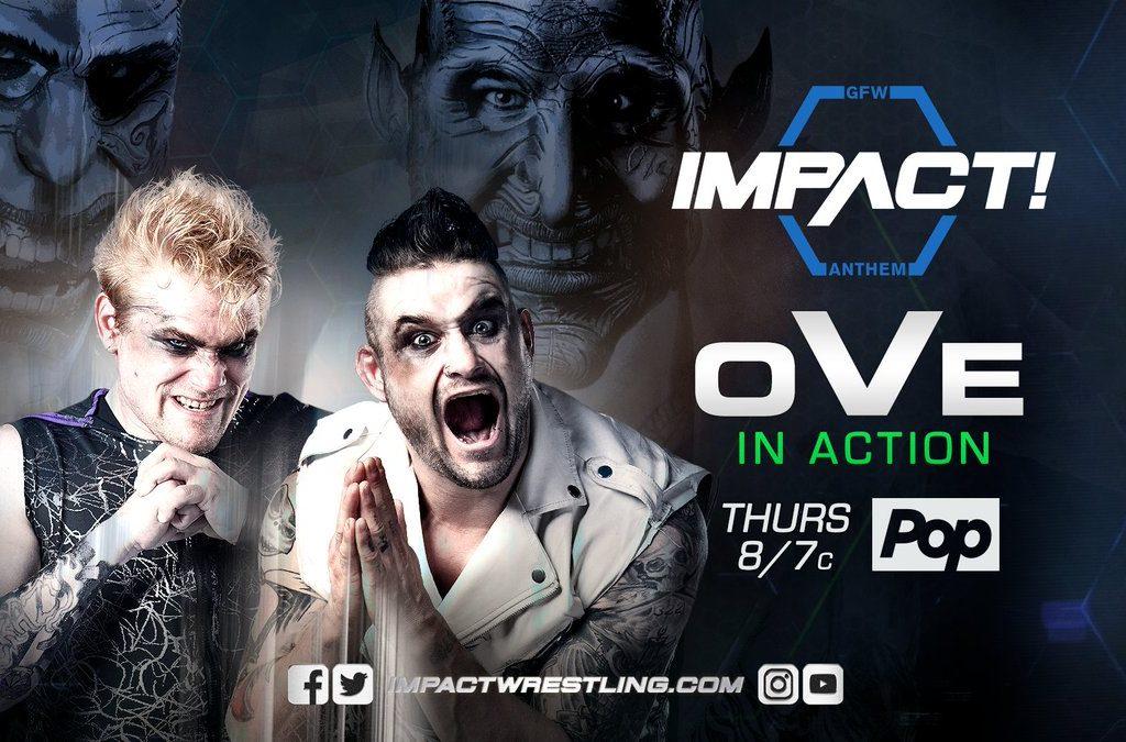 Los protagonistas de la semana en Impact Wrestling — 15 al 21 de octubre de 2017 2