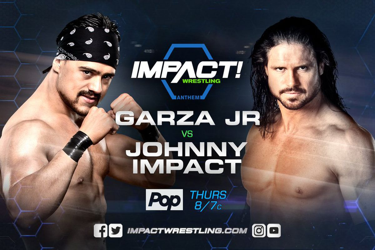 Resultados Impact Wrestling (12-oct.-2017) — Johnny Impact es el retador de Eli Drake en Bound For Glory 1