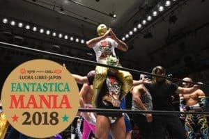 """NJPW/CMLL: Se dan a conocer los nombres de los luchadores mexicanos que irán a """"Fantasticamania 2018"""" 8"""