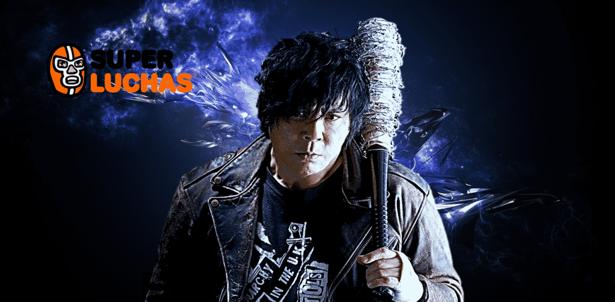 """Atsushi Onita: """"My withdrawal from the strings is final"""". 5"""