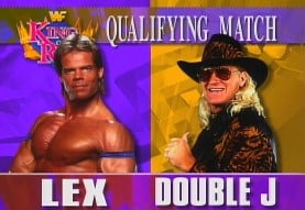 Monday Night Raw Clásico (16 mayo 1994) — Yokozuna vs. Earthquake en lucha sumo 20