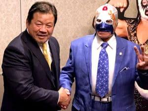 Mil Máscaras ya está en Japón para sus presentaciones con Dradition 27