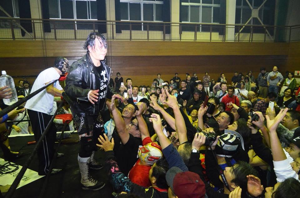 """FMW: Resultados """"Onita Retirement Last"""" 15/10/2017 Onita y NOSAWA en encarnizado duelo 6"""