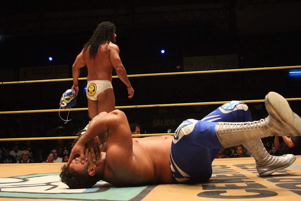 CMLL: Una mirada semanal al CMLL (Del 28 de septiembre al 4 de octubre de 2017) 1