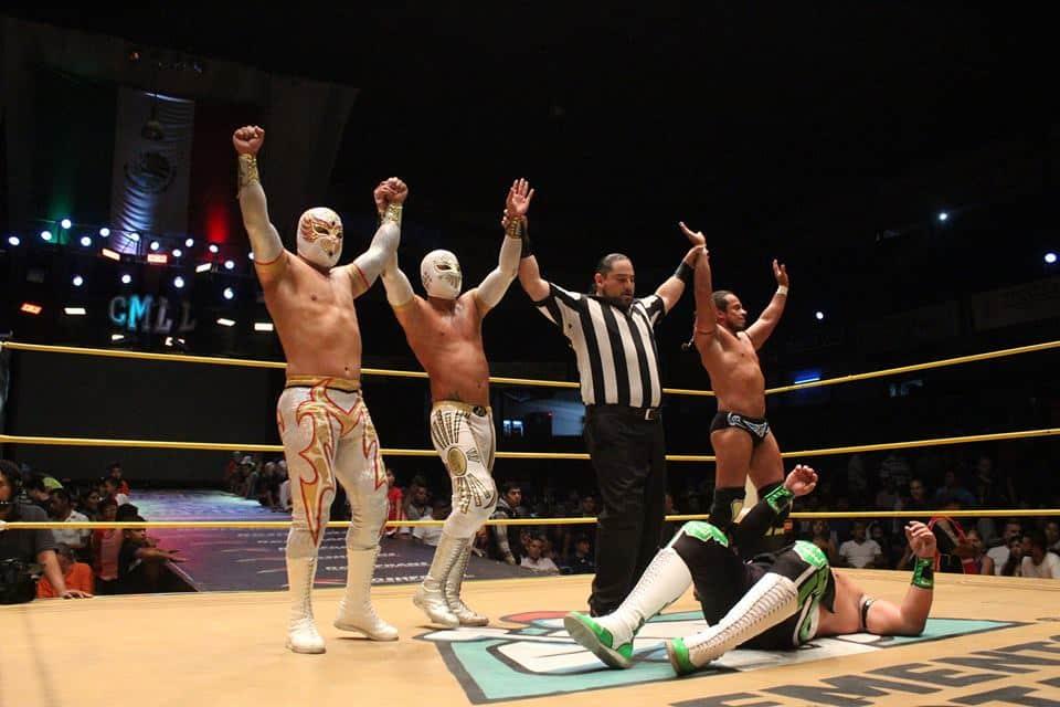 CMLL: Una mirada semanal al CMLL (Del 28 de septiembre al 4 de octubre de 2017) 2