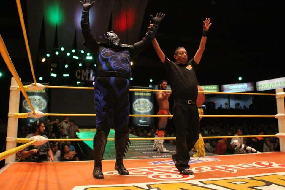 CMLL: Una mirada semanal al CMLL (Del 28 de septiembre al 4 de octubre de 2017) 11