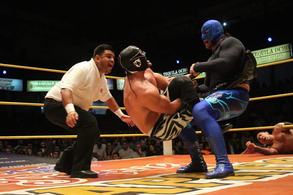 CMLL: Una mirada semanal al CMLL (Del 28 de septiembre al 4 de octubre de 2017) 10
