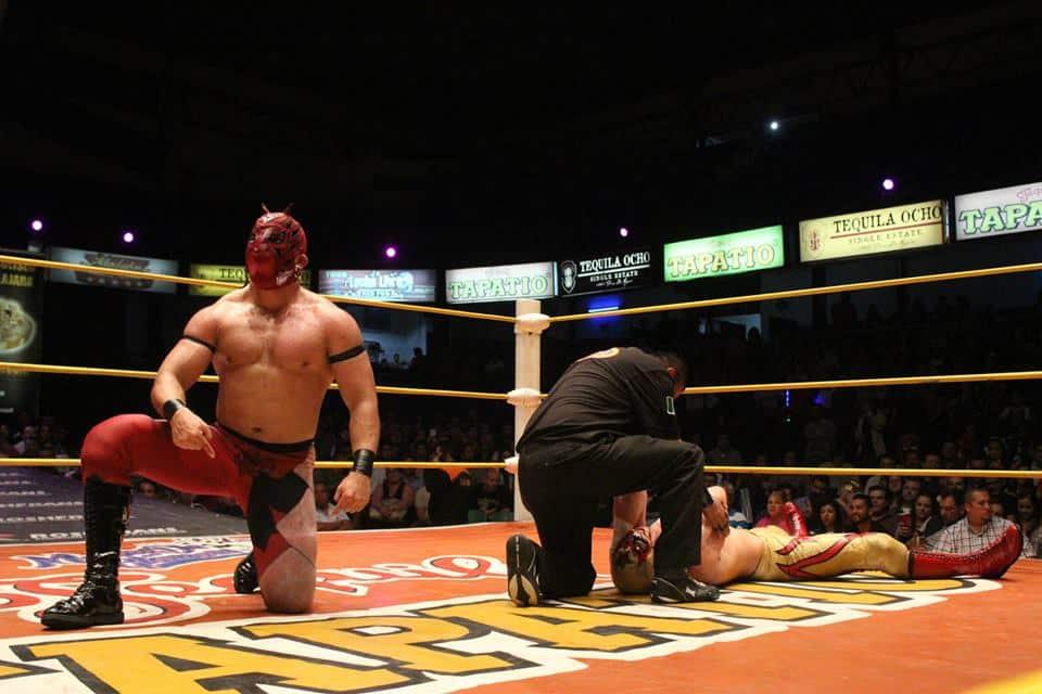 CMLL: Una mirada semanal al CMLL (Del 28 de septiembre al 4 de octubre de 2017) 9