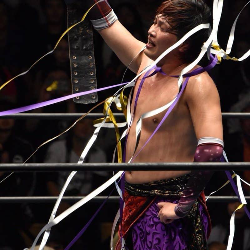 """K-Dojo: Resultados """"Tokyo Super Big Show"""" Taishi Takizawa, máximo monarca 21"""