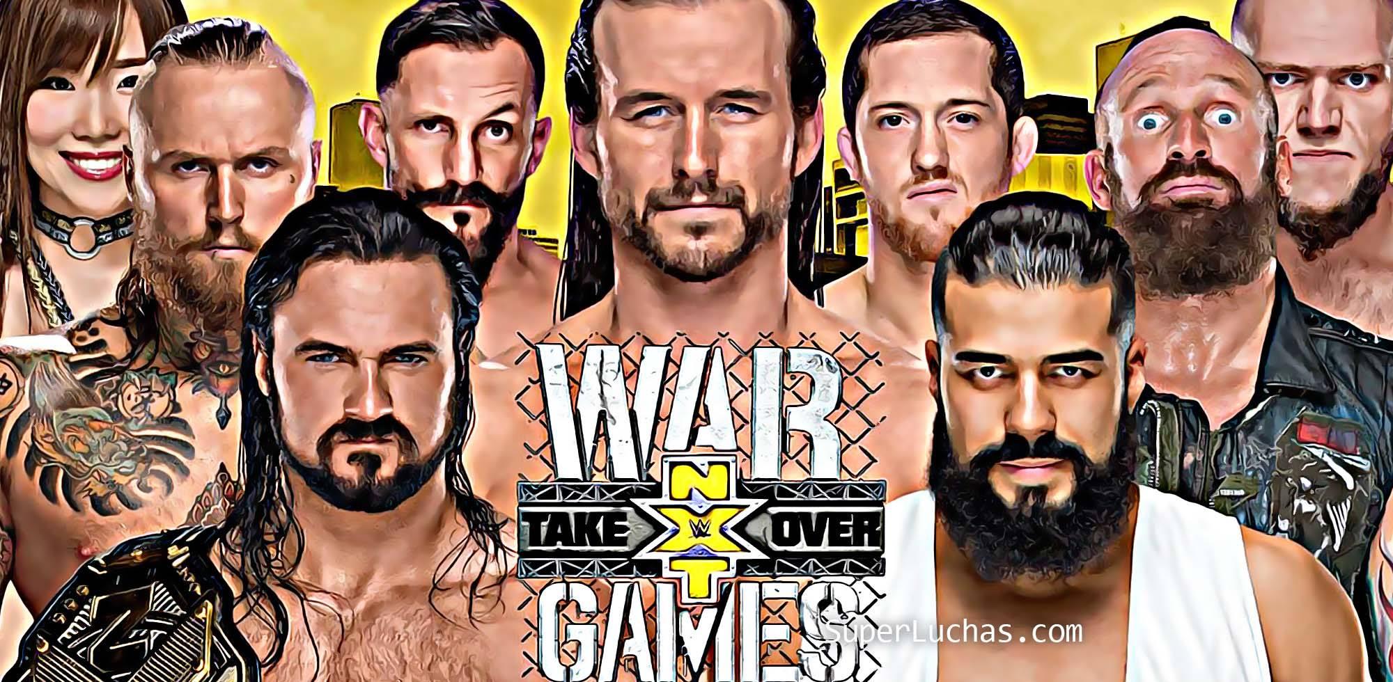 ¿Superará NXT TakeOver: WarGames II a su primera edición? 1
