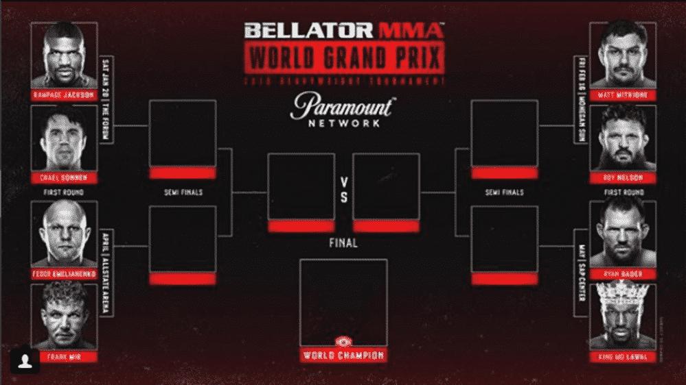 Matt Mitrione habla del Bellator Heavyweight Grand Prix 3