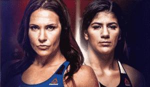 Cat Zingano vs. Marion Reneau para UFC Fight Night 133 5