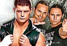 Cody Rhodes Young Bucks