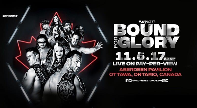 Resultados Impact Wrestling (2-nov.-2017) — Bound For Glory a la vuelta de la esquina 1