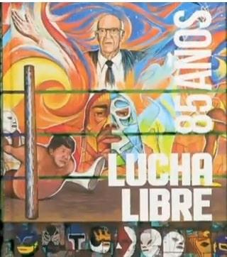 CMLL: Con motivo de los 85 años de la empresa se editará un libro conmemorativo 3