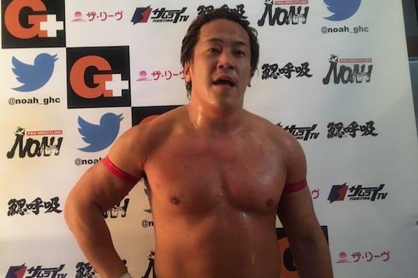 """Pro Wrestling NOAH: Resultados """"Global League 2017 - Día 11"""" Shiozaki y Tanaka, líderes 23"""