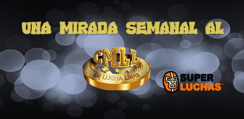 CMLL: Una mirada semanal al CMLL (del 16 al 22 de noviembre de 2017) 1