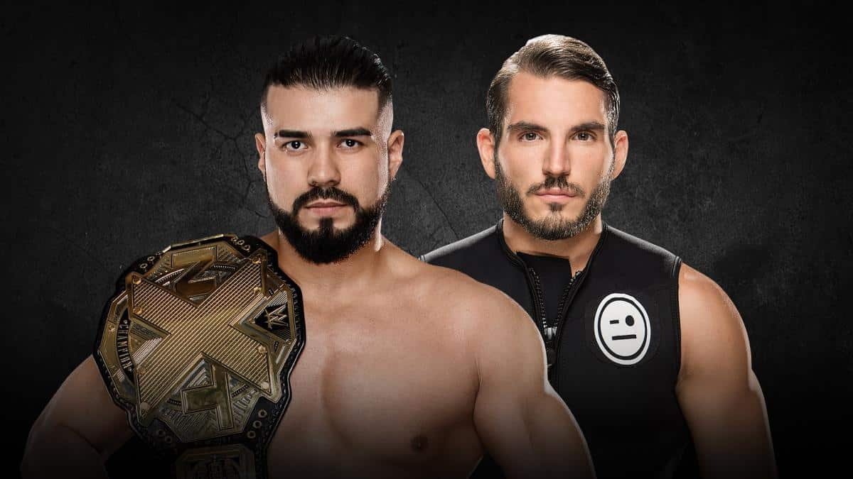 """""""Cien"""" Almas vs. Gargano es el listón para el resto de 2018 en WWE 1"""