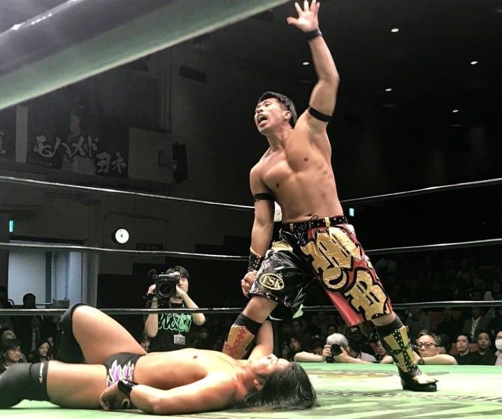 "Pro Wrestling NOAH: Resultados ""Kabuki the Final"" El adiós de Great Kabuki; Kenou destrona a Edwards 5"