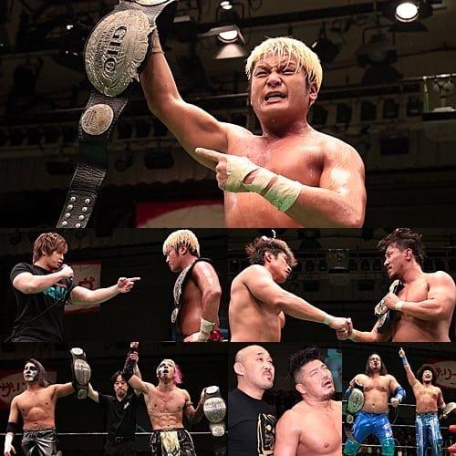 "Pro Wrestling NOAH: Resultados ""Kabuki the Final"" El adiós de Great Kabuki; Kenou destrona a Edwards 11"