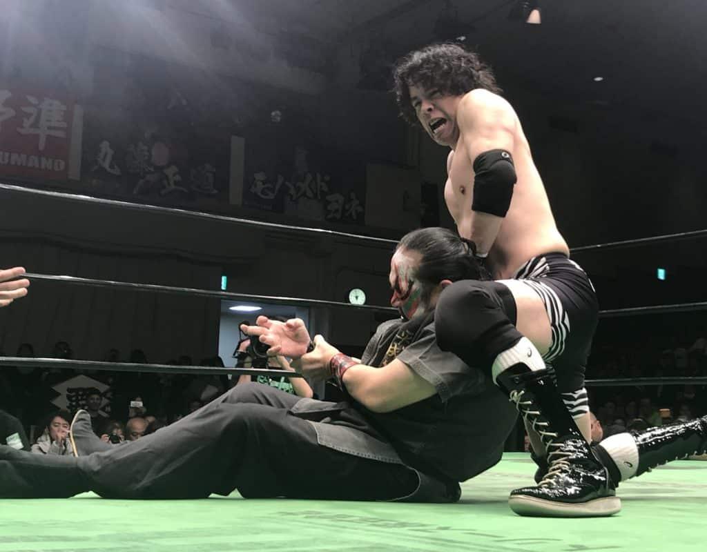 "Pro Wrestling NOAH: Resultados ""Kabuki the Final"" El adiós de Great Kabuki; Kenou destrona a Edwards 4"