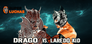 Lucha Libre Promotions: Drago y Laredo Kid chocan en Philadelphia 18