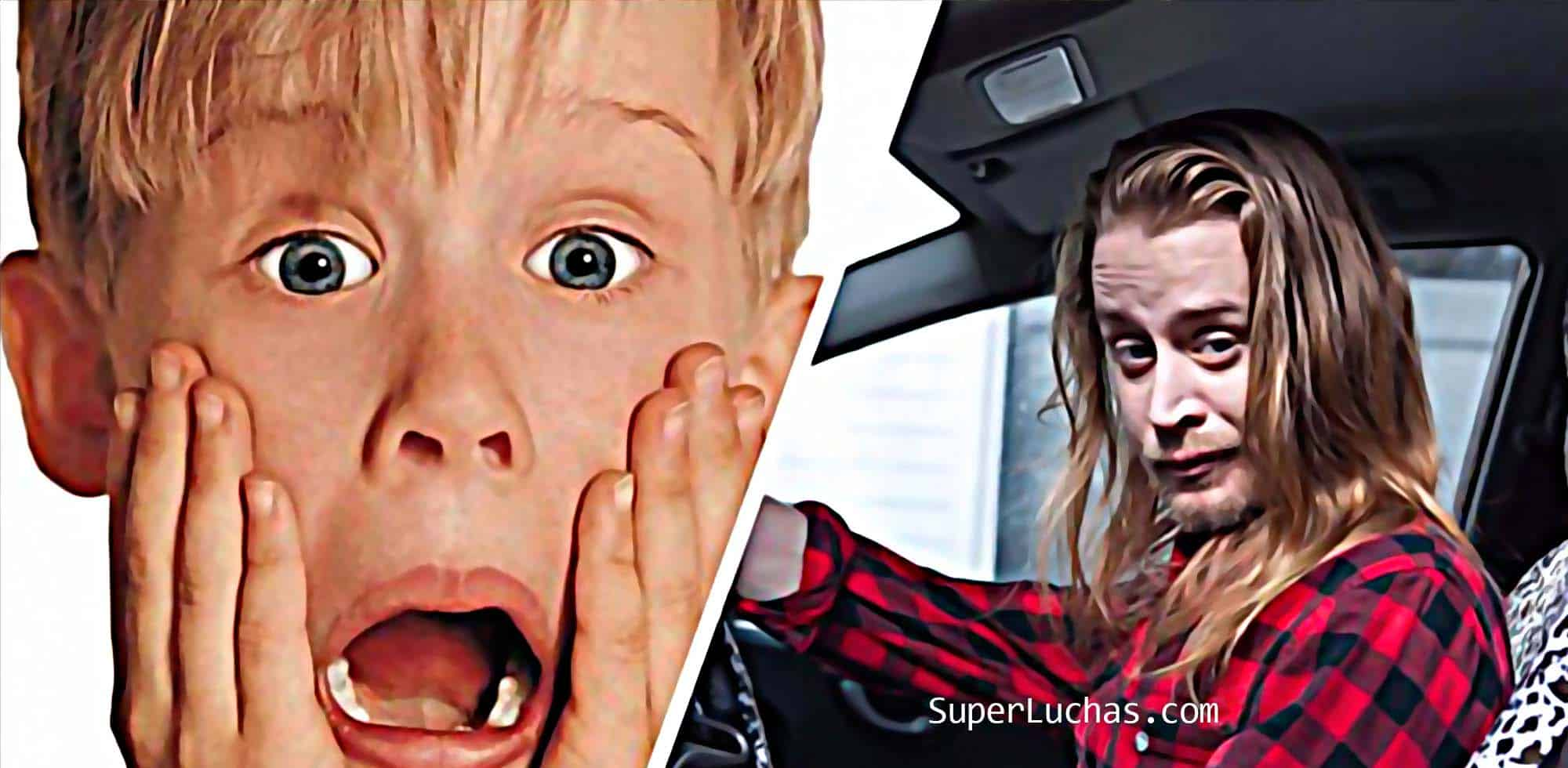 A Macaulay Culkin tampoco le gustó Super ShowDown 2020 1