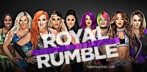 Suenan 4 regresos para el Royal Rumble Femenil 3