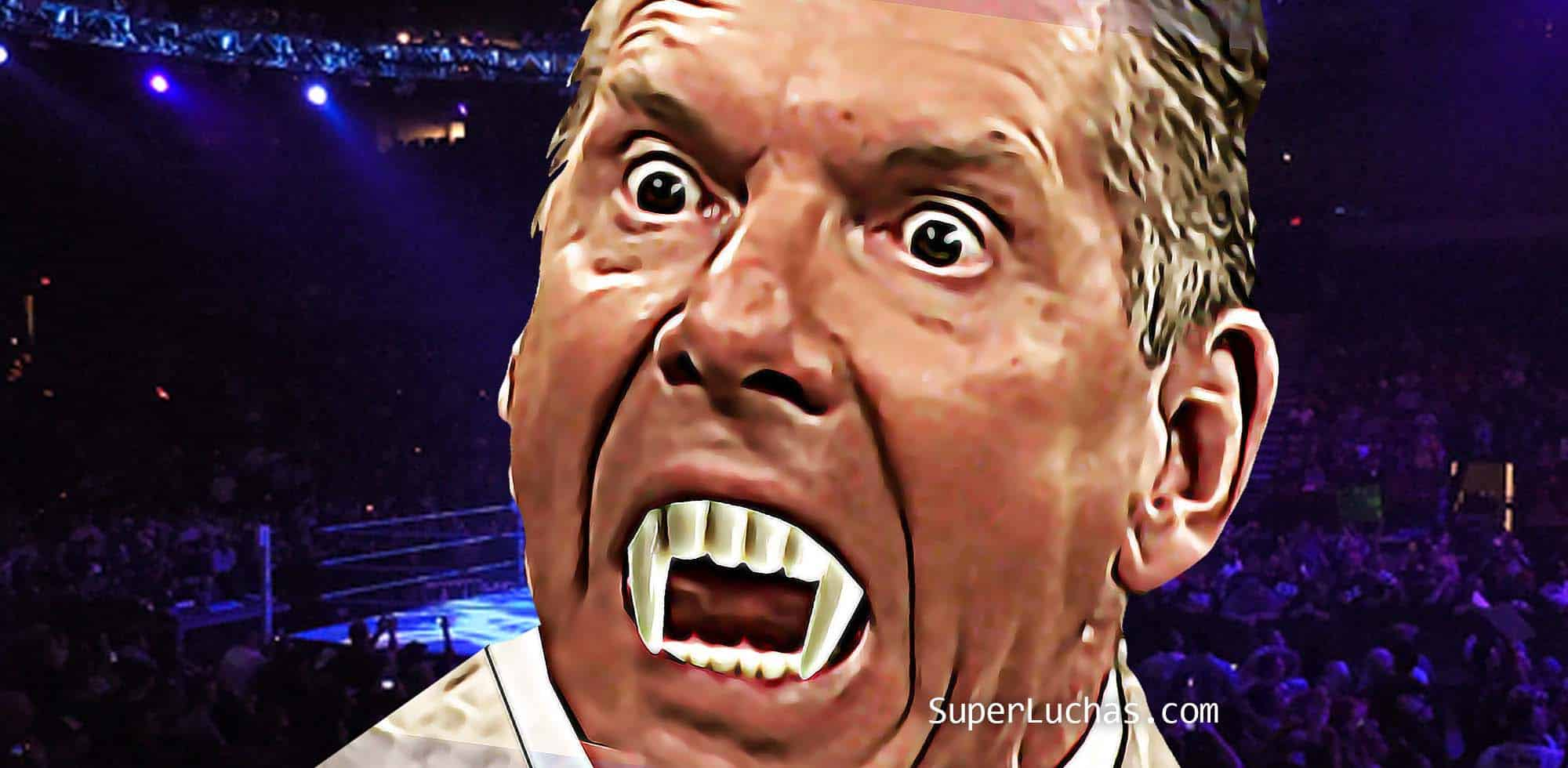 """Tommy Dreamer: """"¡Vince McMahon podría ser un vampiro!"""" 1"""