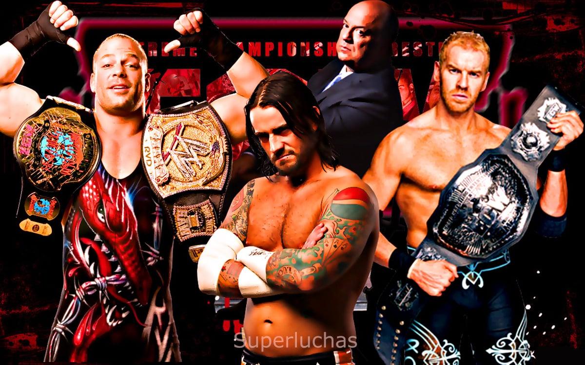 ¿Sería lo mismo NXT hoy en día sin el fracaso de WWE ECW? 1