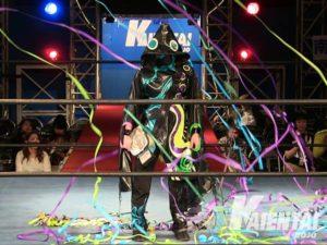 "K-Dojo: Resultados K-Up Impact in Blue Field"" Ayumu Honda se aferra a su cetro 18"