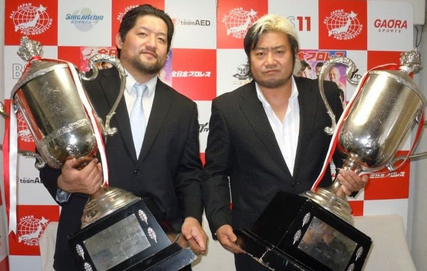 AJPW:  En enero se disputarán cinco títulos 21