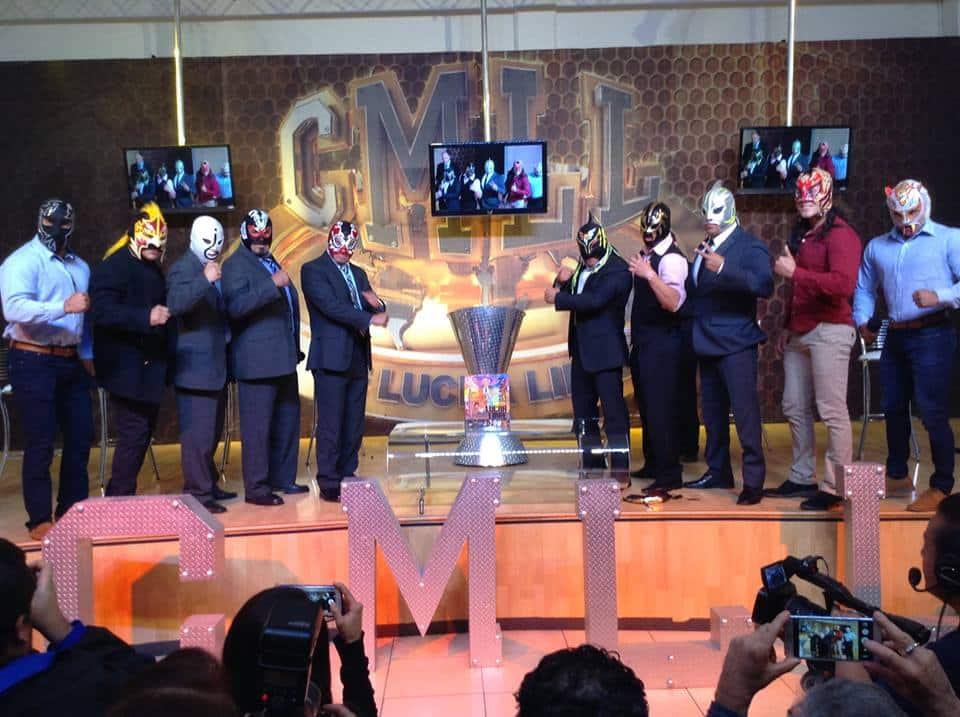 """CMLL: Inicia la venta del libro """"Lucha Libre 85 Años de Historia""""; se anuncian los grandes evento de fin de Año 4"""