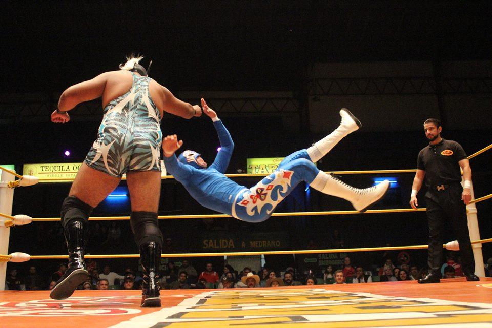 CMLL: Una mirada semanal al CMLL (del 30 de noviembre al 6 de diciembre de 2017) 9