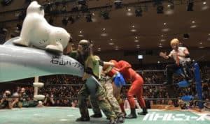 """Michinoku Pro: Resultados """"Space Great War 12"""" El retorno al Korakuen Hall 36"""