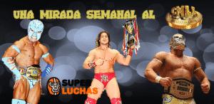 CMLL: Una mirada semanal al CMLL (del 30 de noviembre al 6 de diciembre de 2017) 6