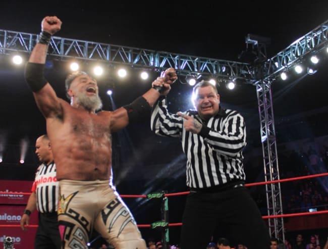 """AAA: Resultados """"Guerra de Titanes 2018"""" Wagner, nuevo Megacampeón 27"""