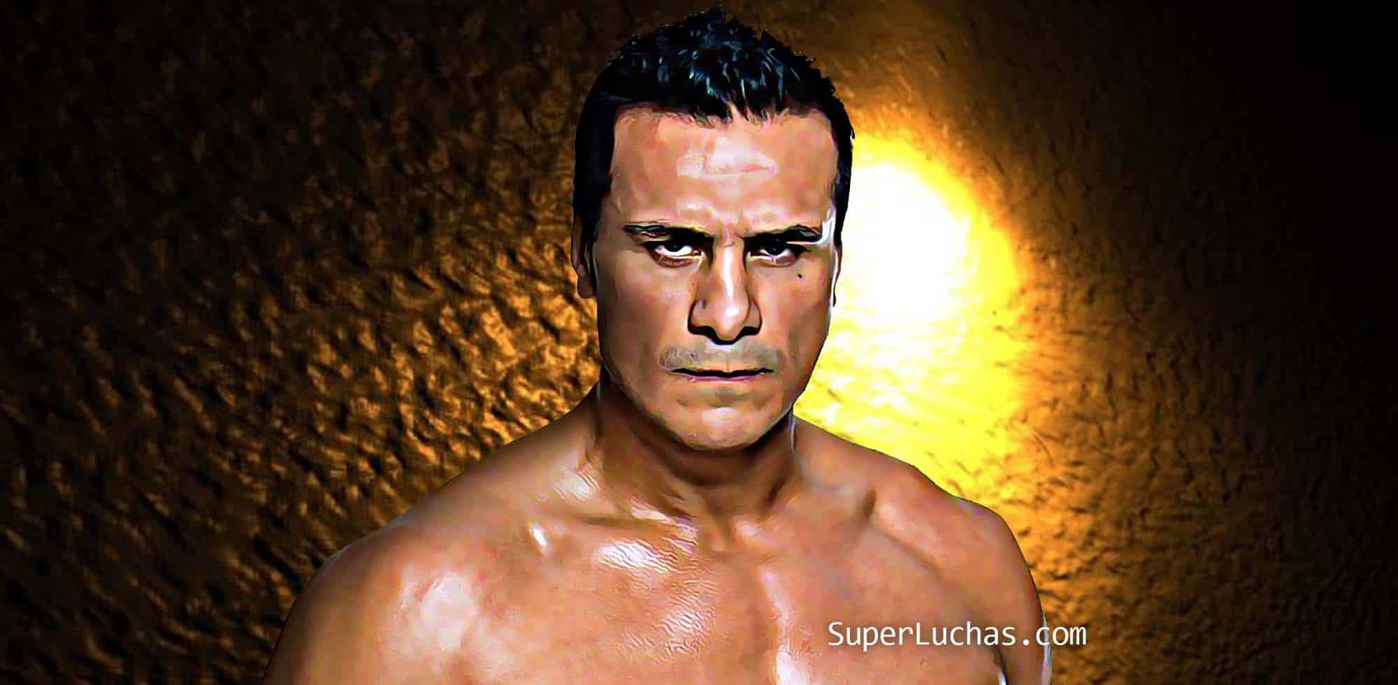Alberto del Río anunció su regreso a las MMA 1