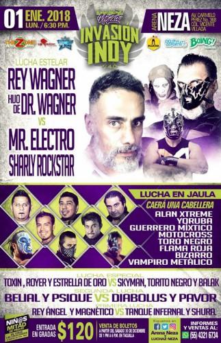 La Cartelera (1-7 de enero de 2018) 3