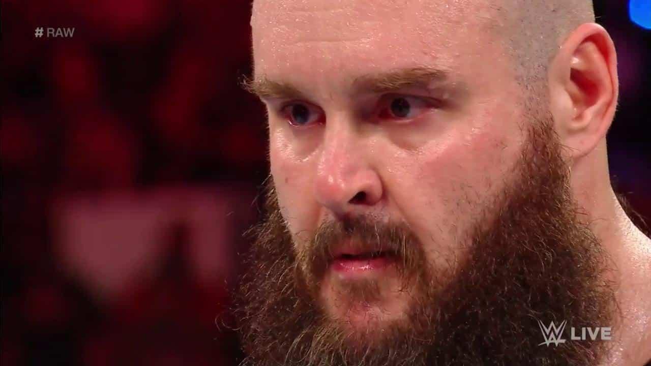 ¿Tiene Braun Strowman mala fama tras bastidores? 1